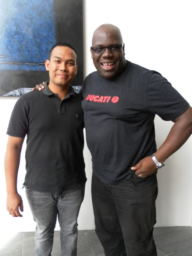 Social Media NZ Interview #1: Carl Cox on social media and Technology
