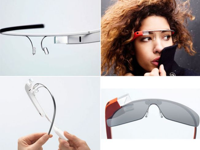 Google Glass Social Media NZ
