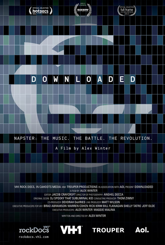 Pop culture musings – 'Downloaded' set to hit theatres