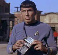Iphone 5 star trek