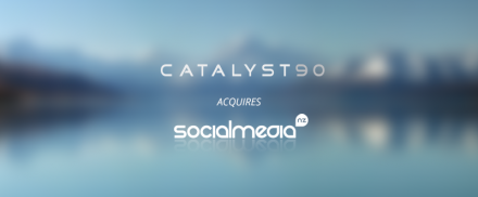 Media Release: Catalyst90 and Social Media NZ