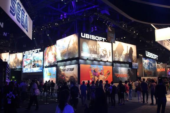 E3_Ubisoft-Booth