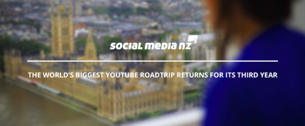 The World's Biggest YouTube RoadTrip Returns for its Third Year