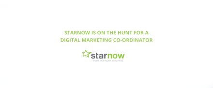 StarNow – Digital Marketing Co-ordinator