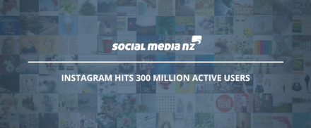 Instagram hits 300 million active users