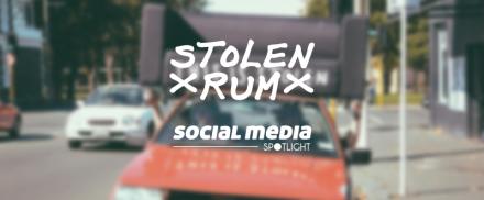Social Media Spotlight: Stolen Rum