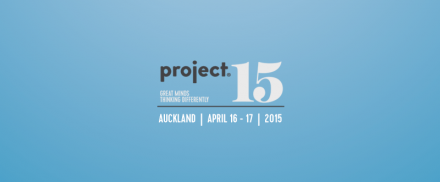 Project15 – meet the innovators of today who'll share their visions of tomorrow
