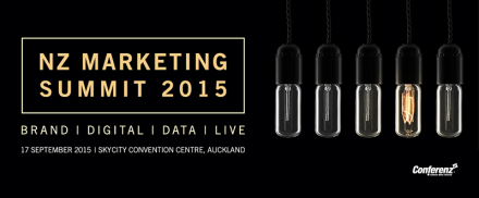 NZ Marketing Summit 2015