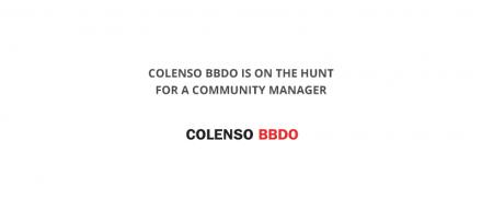 Colenso BBDO – Community Manager
