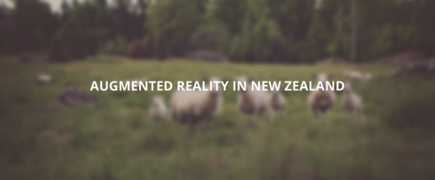 Augmented Reality in New Zealand