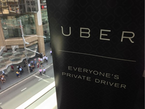 UBER – Everyone's Private Driver