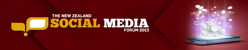 NZ social media forum 2013