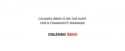 Colenso BBDO – Community Manager