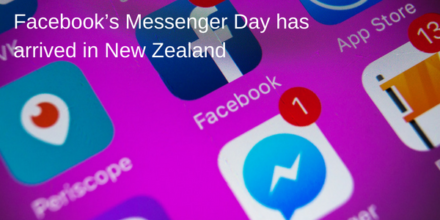 Facebook's 'Messenger Day' is making ground.