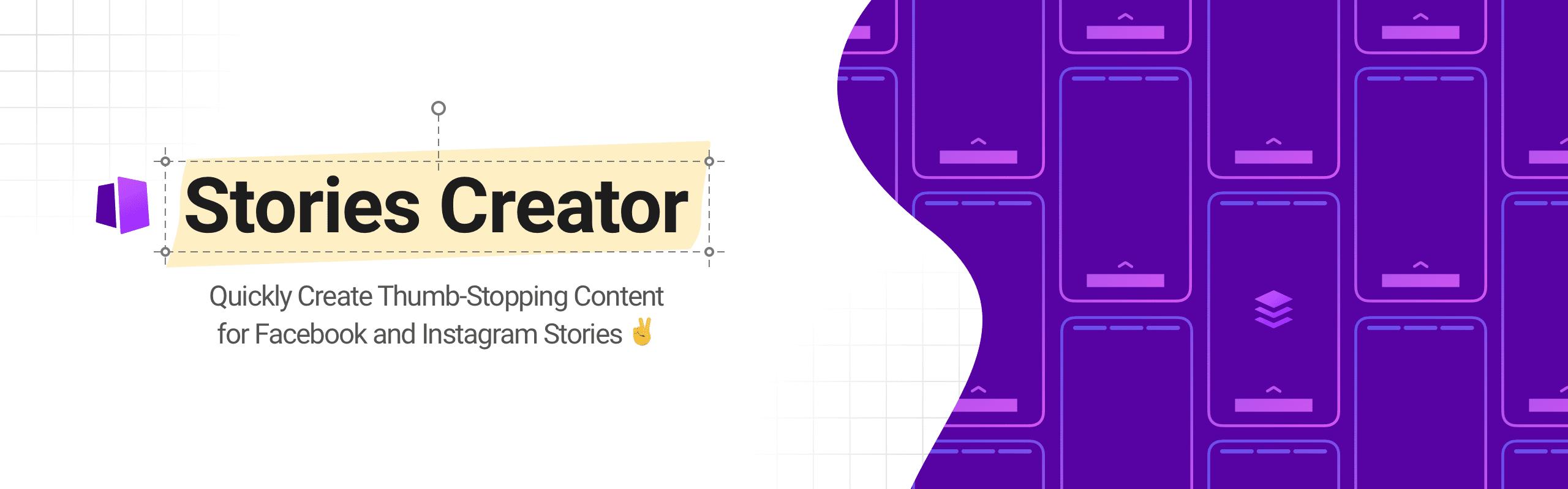 Buffer Stories Creator