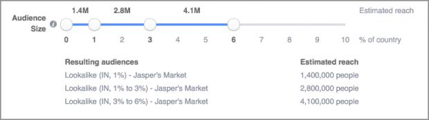 facebook lookalike audiences: optimize bids