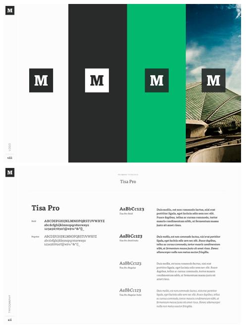 Medium style guide