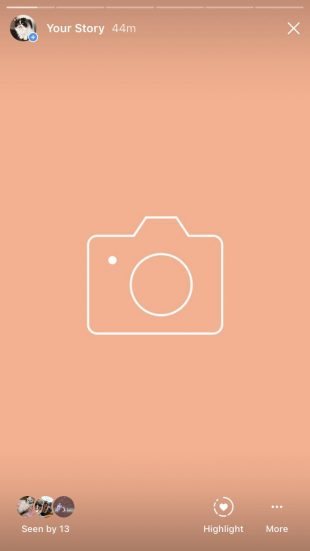 How to add your Instagram Story to an Instagram Highlight
