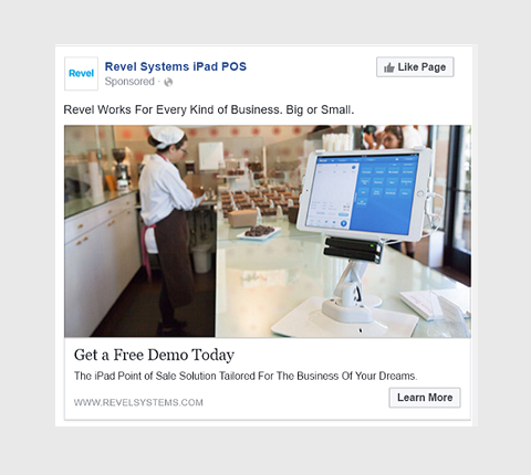 facebook lead ad examples