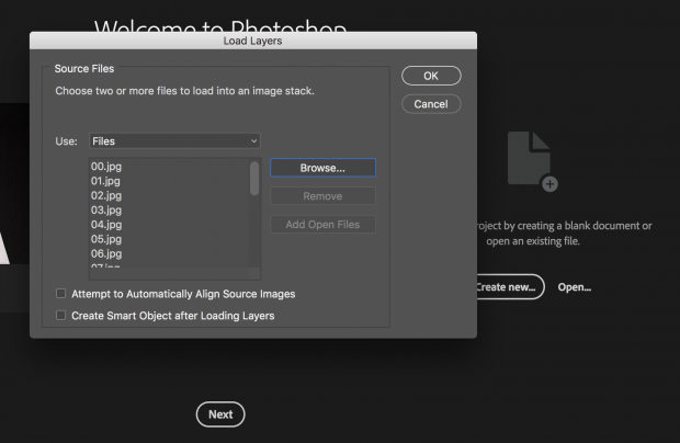 how to create a gif with photoshop