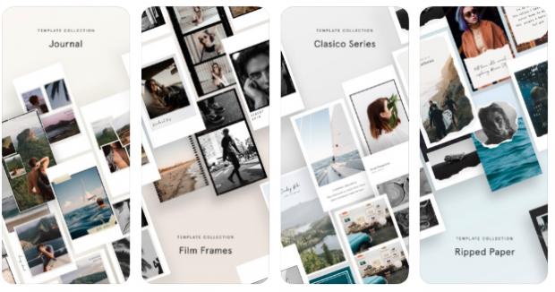 Unfold Instagram Story app