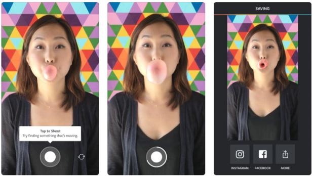 Boomerang Instagram tool