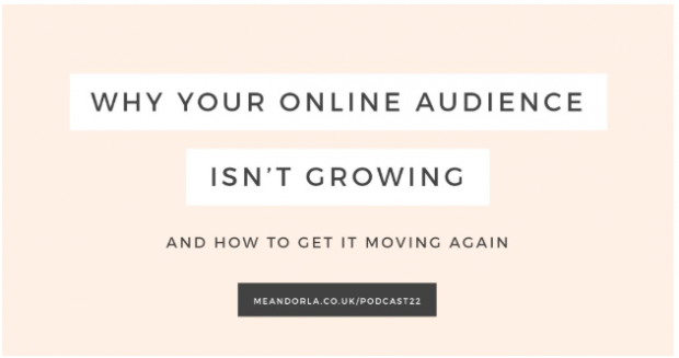 Hashtag Authentic social media marketing podcast banner