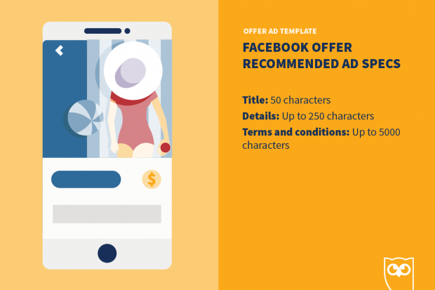Facebook offer ad template specs