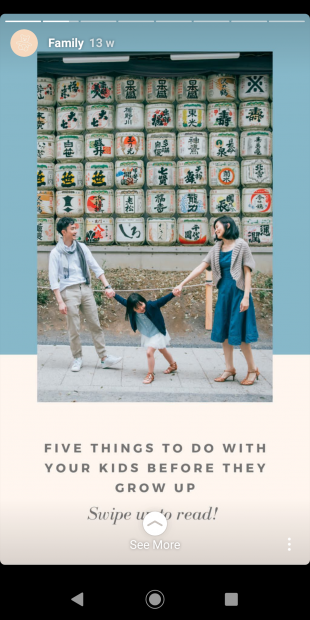 Five things to do with your kids before they grow up