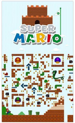 SuperMario QR code