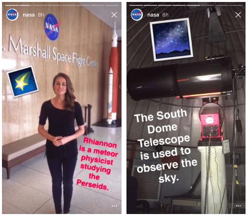 NASA Story